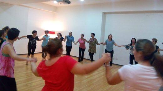Biodanza - La Barca otro Teatro