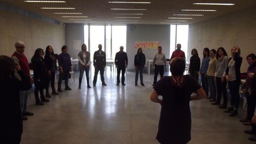 Formación en Facilitación - Desarrollo Personal - La Barca otro Teatro