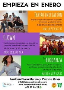 La Barca otro Teatro - Enero 2018