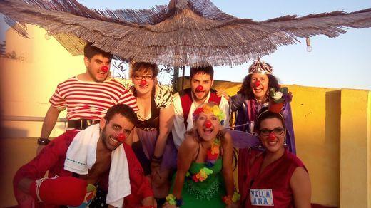 Taller Trimestral Clown Disfrutar - La Barca otro Teatro