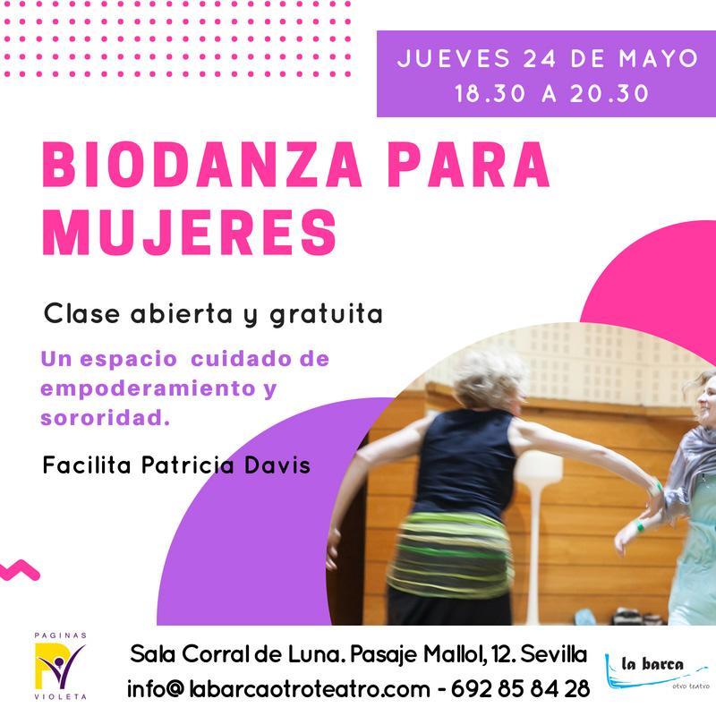 Biodanza para mujeres